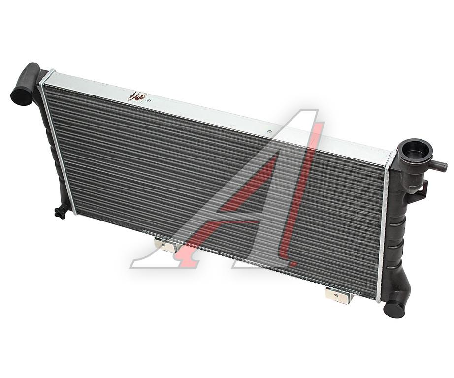 Радиатор вод. охлаждения ВАЗ 21214 (алюм.) (пр-во ДААЗ Россия)