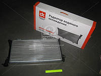 Радиатор вод. охлаждения ВАЗ 21214 (алюм.) (пр-во ДК)