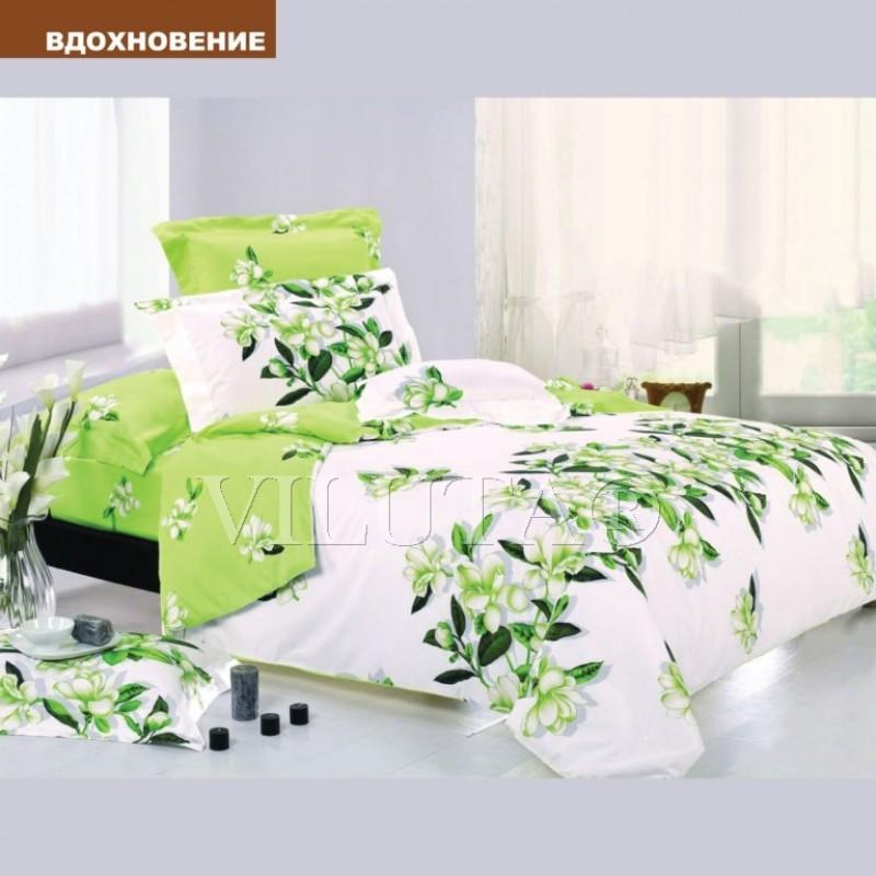 """Комплект постельного белья Вдохновение """"Viluta-Ранфорс"""", двуспальный"""