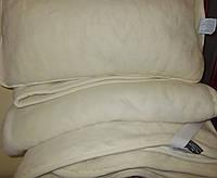 Одеяло+наматрасник+подушка (3 ед) из овечьей шерсти Мериноса (Италия)