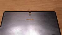Задняя крышка Samsung T800 Galaxy Tab S 10.5 оригинал с разборки