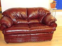 Перетяжка дутой мягкой мебели, фото 1