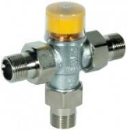Honeywell TM200 SOLAR - Клапан термостатический смесительный