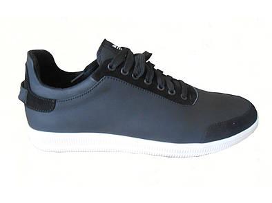 Мужские кожаные кроссовки Adidas Ransom Весна-Осень