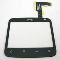 Тачскрин (сенсор) HTC ChaCha A810e G16, black (чёрный)