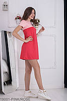 Женское платье Подіум Nicki 19001-PINK/ROSE XS Розовый