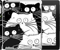 "Чехол на iPad 2/3/4 Коты v2 ""3565c-25"""