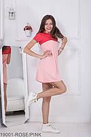 Женское платье Подіум Nicki 19001-ROSE/PINK XS Розовый
