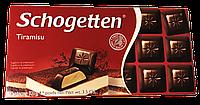 Шоколад молочный Schogetten Tiramisu (Шогеттен Тирамису) 100г (Германия)