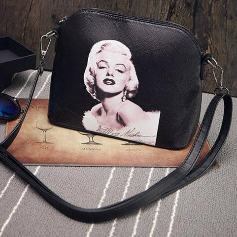 Женская сумка с Мерлин Монро