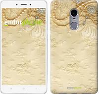 "Чехол на Xiaomi Redmi Note 4 Кружевной орнамент ""2160c-352-2911"""
