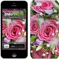 "Чехол на iPhone 5c Нежность ""2916c-23"""