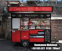 """Торговый прицеп для уличной еды """"Элемент"""" (ТАТ-3), фото 1"""
