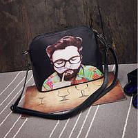 Стильная сумочка с рисунком