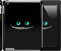 "Чехол на iPad 2/3/4 Чеширский кот ""689c-25"""