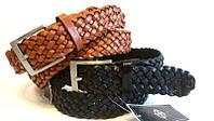 Необычный кожаный ремень от итальянского бренда Tony Perotti  (cinture i dogi)