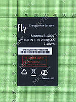 Аккумулятор BL4007 1800mAh FLY DS123 Копия АА