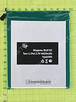Аккумулятор BL8105 Fly Flylife connect 7.85 3G 2 4600mAh Оригинал Б/У
