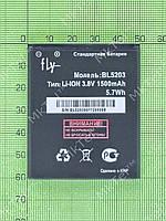 Аккумулятор BL5203 1500mAh FLY IQ442 Quad Miracle 2 Копия АА