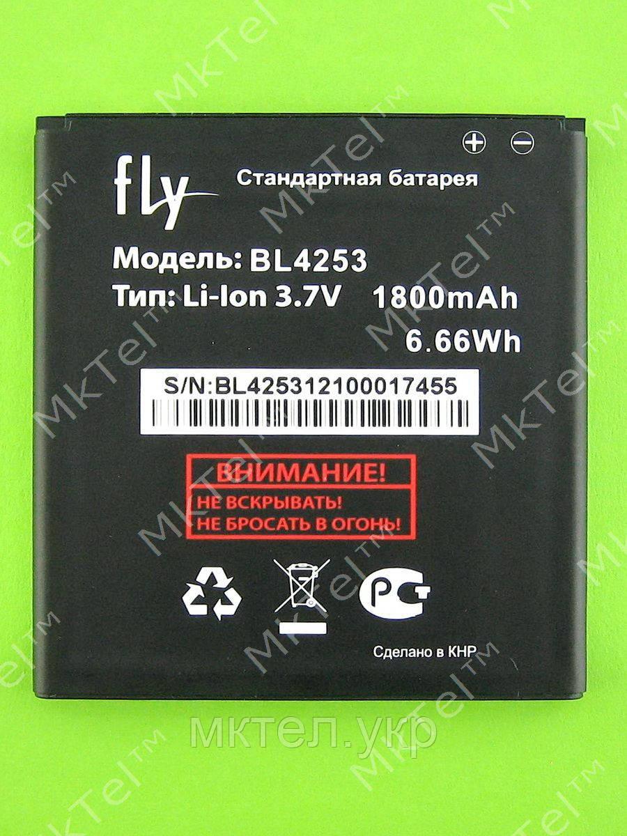 Аккумулятор BL4253 1800mAh FLY IQ443 Trend Копия - Интернет-магазин MkTel™ в Киевской области