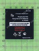 Аккумулятор BL7405 1650mAh FLY IQ449 Pronto Копия АА