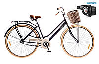 Велосипед 3 скорости на планетарке Комфорт Female 28 дюймов Украина