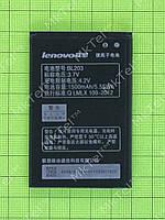 Аккумулятор BL203 1500mAh Lenovo A369i Оригинал Китай