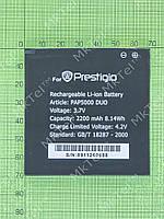 Аккумулятор Prestigio MultiPhone 5000 DUO 2200mAh Копия АА
