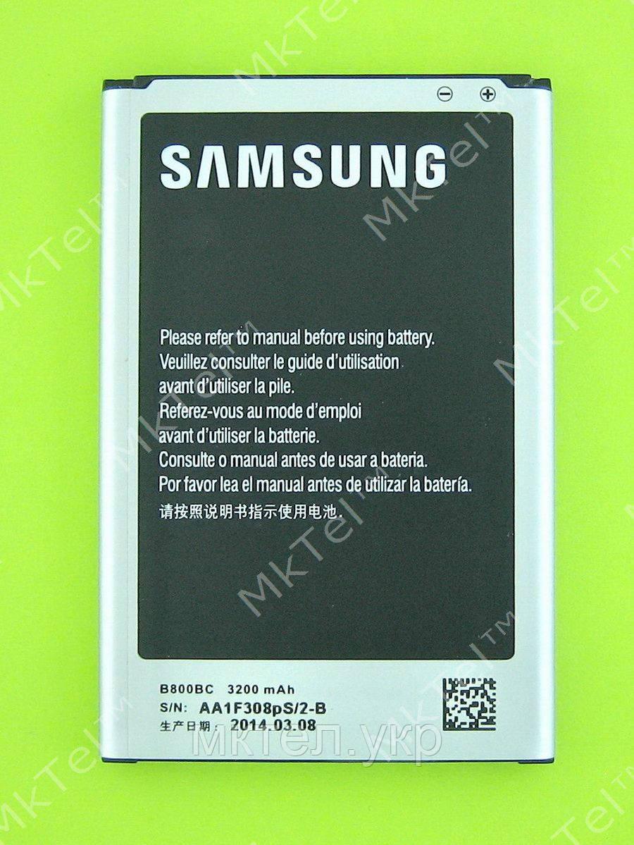 Аккумулятор B800BC Samsung Galaxy Note 3 N9000 3200mAh, copyAAA