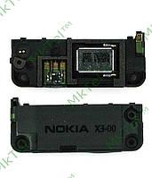 Динамик Nokia X3-00 с антенной, микрофоном Оригинал #5650747