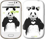 """Чехол на Samsung Galaxy Fame S6810 All you need is love """"2732u-254"""""""