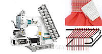Промышленная швейная машина Siruba VC008-12064P/VWLC/FH