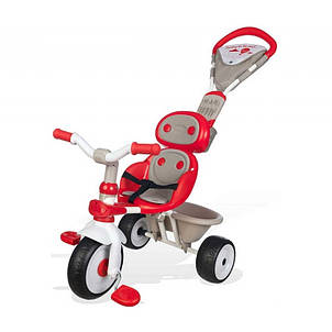 Велосипед триколісний Baby Driver Confort Mixte Smoby 434208, фото 2