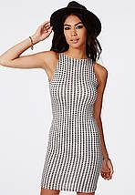 Клетчатое платье Missguided , фото 2