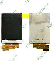 Дисплей LG GD330 Оригинал Б/У