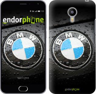 "Чехол на Meizu M2 BMW ""845c-185"""