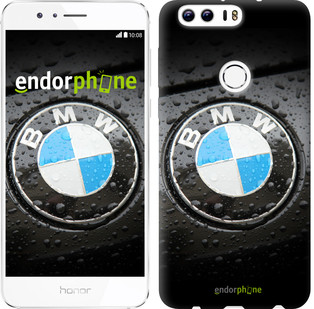 "Чехол на Huawei Honor 8 BMW ""845u-351"""