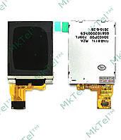 Дисплей Sony Ericsson K550 Копия АА