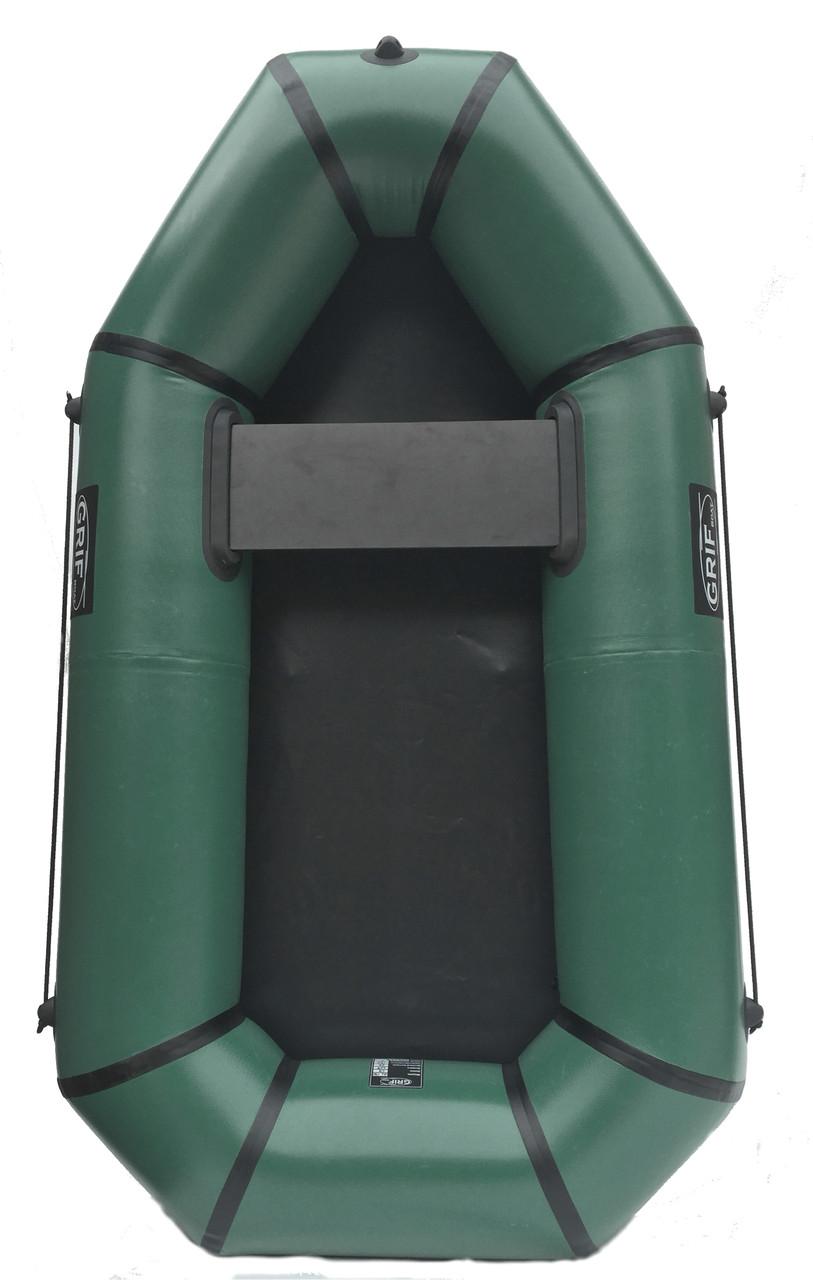 Лодка пвх надувная одноместная Grif boat GH-190