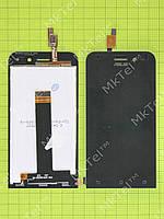 Дисплей Asus Zenfone Go ZB452KG с сенсором Оригинал Китай Черный