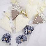 Бусины жемчужные малые белого цвета, 100 шт, размер 5 мм, фото 5