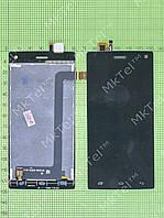 Дисплей FLY FS452 Nimbus 2 с сенсором Оригинал Китай Черный