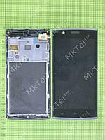 Дисплей FLY FS501 Nimbus 3 с сенсором, панелью Оригинал Б/У Черный
