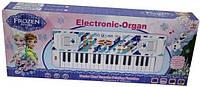 Синтезатор для девочки Frozen 901-337F