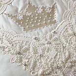 Бусины жемчужные малые белого цвета, 100 шт, размер 5 мм, фото 6