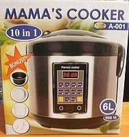 Мультиварка 10 в 1 Mama's Cooker, фото 1