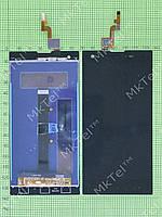 Дисплей FLY IQ4511 Octa Tornado One с сенсором Оригинал элем. Черный