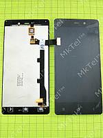 Дисплей FLY IQ453 Quad Luminor FHD с сенсором Оригинал Китай Черный