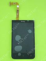 Дисплей HTC Desire 200 с сенсором Копия АА Черный