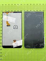 Дисплей HTC Desire 501 Dual SIM с сенсором Оригинал Китай Черный